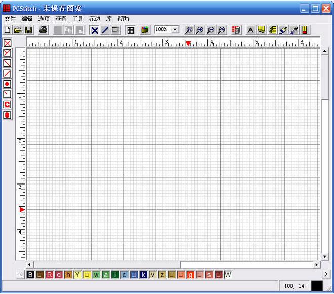 十字绣图纸制作_十字绣图纸设计软件9