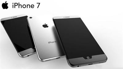苹果iphone7最具工业设计感的概念设计图