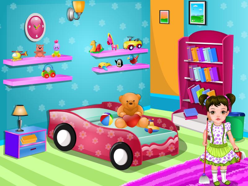 孩子们的房子干净游戏 v7.7.3 for android安卓版