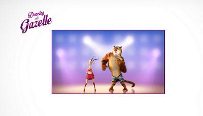 疯狂动物城夏奇羊跳舞的软件是哪个?