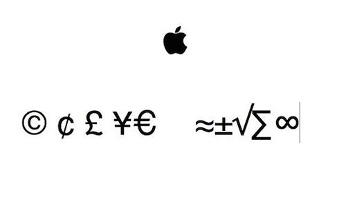 下指符号矢量图