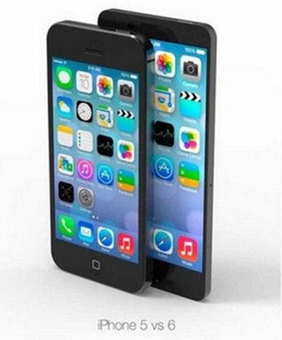 苹果iphone 6计划6月推出