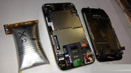 常识普及:手机电池膨胀的原因