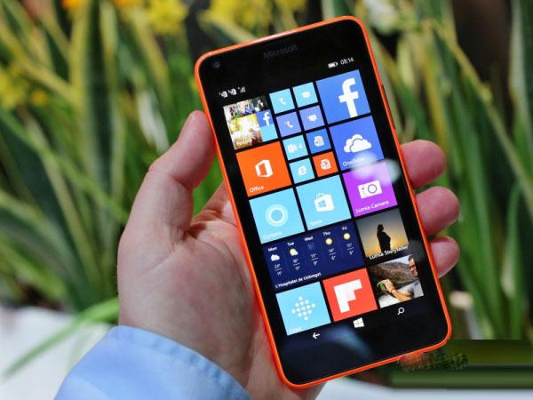 微软lumia640/640xl上手评测