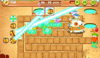 保卫因果2萝卜:第80关布阵图攻略游戏109攻略图片