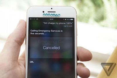 充电手机siri新招!你说调戏它却v手机华为p10苹果是不是曲平图片
