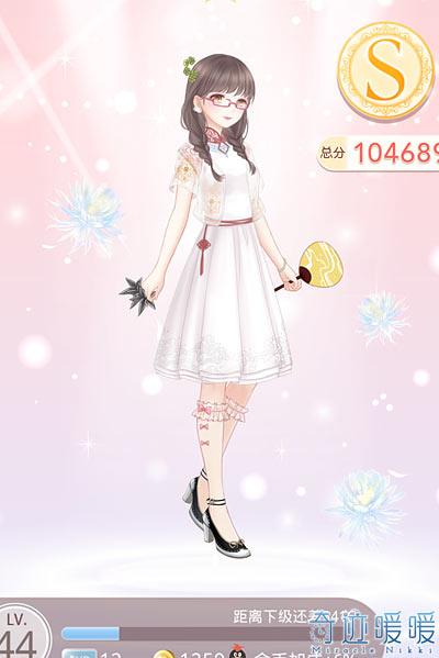 奇迹暖暖春季可爱少女套装攻略