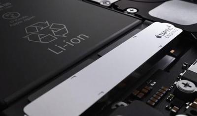 新一代iphone 6s电池